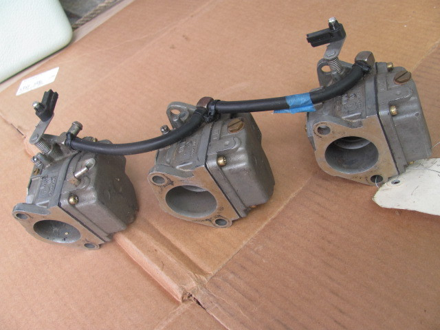 Mercury 90 Hp CARBURETOR Set 1994 Mercury And 50 Similar Items