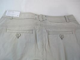 """NWT Ann Taylor Loft Khaki """"Marisa"""" Pants Size 8... - $24.74"""