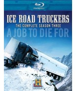Ice Road Truckers: Season 3 [Blu-ray] - $5.00