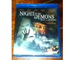 Night of the Demons (LA Nuit DES Demons) on Blu-ray (2010)