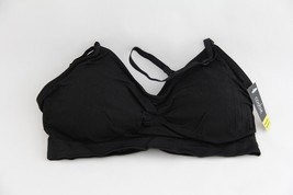 Coobie Bra, Seamless Scoopneck Comfort Bra, Black, Nylon One Size Fits 3... - ₹1,353.86 INR