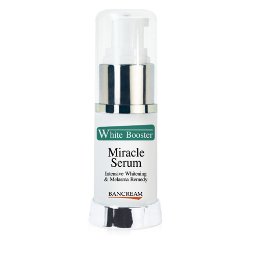 Bancream Herbal Thai Spa at Home For Face : White Booster: Miracle Serum