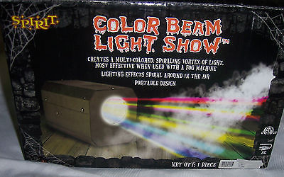 Colored Beam Light Show Multi Stage Use With Fogger