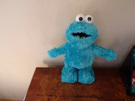 "2006 Mattel TMX Sesame Street Tickle Me Cookie Monster 12"" Plush Works G... - $24.99"