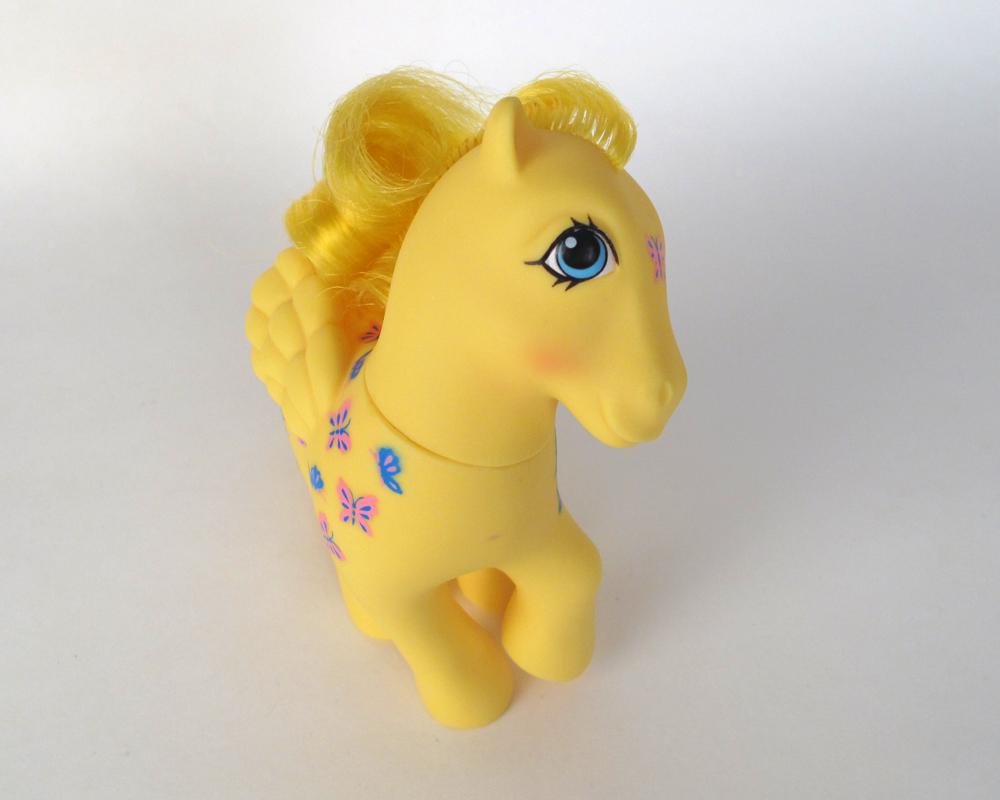 My Little Pony - G1 - Dancing Butterflies (Twice As Fancy)