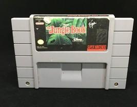 Disney's The Jungle Book (Super Nintendo Entertainment System, 1994) - $12.20
