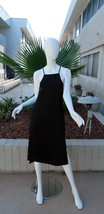FREE PEOPLE INTIMATELY DRESS MAXI SLIP DRESS BLACK SIZE XS - $55.85