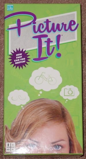 Primary image for PICTURE IT GAME 2013 FIVE BELOW COMPLETE EXCELLENT NEW IN BOX SEALED PARTS