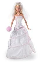 Barbie Sparkle Wedding Day Bride - $75.00