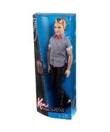 Barbie Fashionistas Ken Checkered Shirt Doll - $99.00