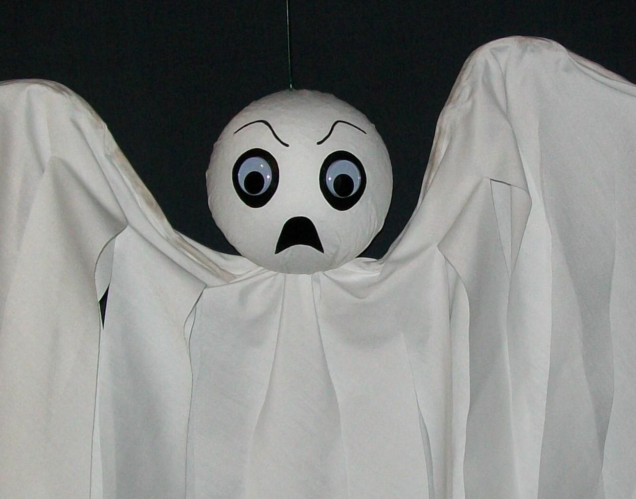 Halloween Decor Ghost Hanging Spooky Flyer