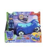 "PJ MASKS - BLUE CATBOY 6"" inch Car Vehicle & Cat Boy Action Figure - $22.20"