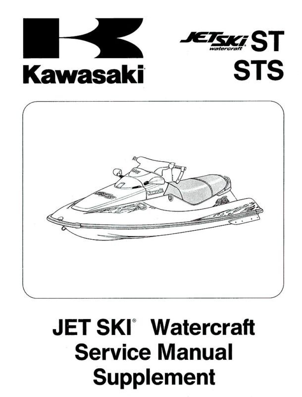 manual man 1990s 2 customer reviews and 19 listings rh bonanza com Kawasaki Jet Ski 750 SS Kawasaki 750 SS Wiring