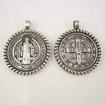 200pcs of Blessed Saint Benedict San Benito Jubilee Medal - $89.76