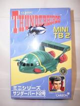 CARLTON CLASSIC TV Series THUNDERBIRDS MINI TB2 Model Kit Push Back Vehicle - $35.99