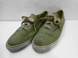 Cole Haan Womens 10 Sporting Pale Green Deck Boat Gym Shoes Sneakers - $37.49