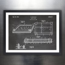 ETCH A SKETCH DRAWING TOY 1962 PATENT ART 18x24 PRINT POSTER GIFT ETCH-A... - $24.95