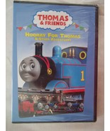 Thomas & Friends-Hooray For Thomas&Other Adventures - 2005, DVD - Brand New - $8.99