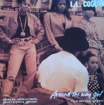 "LL Cool J - Around the way Girl - Vinyl - 12"",  Def Jam 1991 - £7.65 GBP"