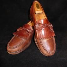 Allen Edmonds Nottingham Slip - On Loafers Shoes Men's Sz 8.5 B  MADE in USA - $32.15