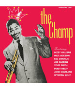 DIZZY GILLESPIE The Champ LP (RSD 2016) - €22,54 EUR