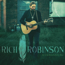 """RICH ROBINSON Got To Get Better In A Little While 10"""" vinyl (RSD 2016) - £16.05 GBP"""