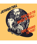 JETHRO TULL Too Old To Rock 'n' Roll: Too Young to Die! LP (RSD 2016) - £23.54 GBP