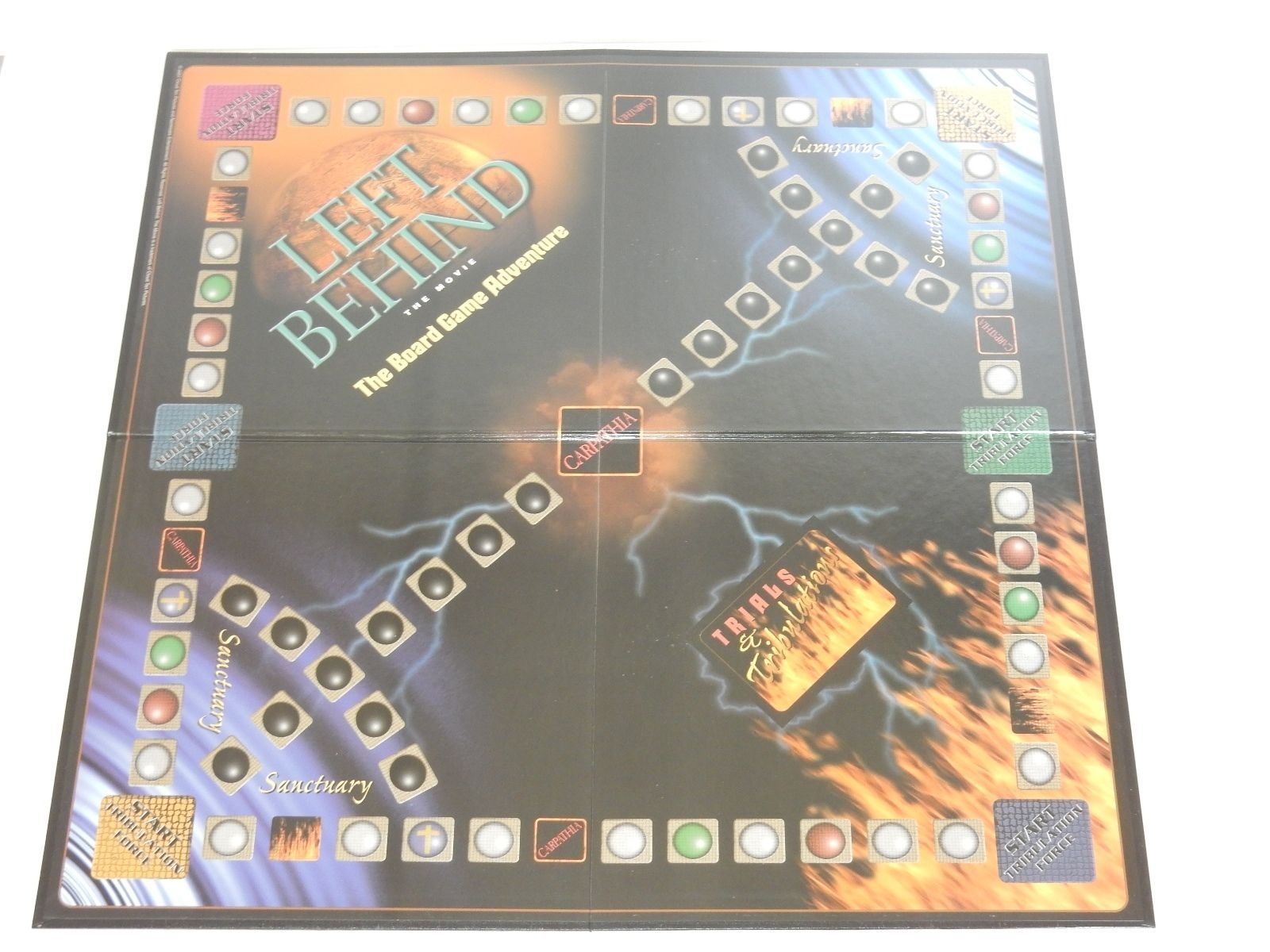 left behind the movie board game adventure christian