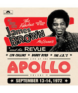 THE JAMES BROWN REVUE Get Down At The Apollo With The J.B.'s 2 LP (RSD 2... - £28.86 GBP