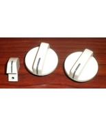 Brother VX-1010 Two Adjustment Dials #X53535151 & Position Knob #X53536051 - $10.00