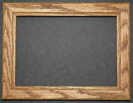 5x7 Empty Picture Frame w/ Glass and Easel Back - $16.95