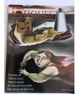 The Magazine Antiques April 1999 issue American paintings Chinese cloisonné - $11.88