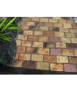 Concrete Paver Molds 12- 4x6x1.5 Make 100s DIY Garden Patio Pavers or Wa... - $44.99