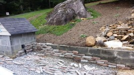 #ODL-01 Ledgestone Concrete Stone Molds (16) Make 100s of Walls Fireplace Veneer image 2