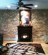 #ODL-01 Ledgestone Concrete Stone Molds (16) Make 100s of Walls Fireplace Veneer image 5