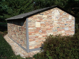 #ODL-01 Ledgestone Concrete Stone Molds (16) Make 100s of Walls Fireplace Veneer image 7