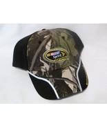 NASCAR Sprint Cup Series Camouflage & Black Hat Cap Velcro Adjustable Ne... - $9.98
