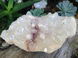 Apophyllite Crystal Specimen *Very Sparkly* - $58.00