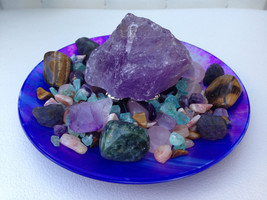 WEIGHT LOSS Support Crystal Healing Kit. *Perfect To Be Placed In Your Kitchen - $94.00