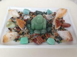 Aventurine Buddha Crystal Healing Kit *Prosperity And Abundance Crystals* - $135.00