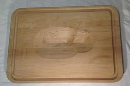 "Cutting Board, Chopping Grooved Two Sided 20"" x 14"" x 1-1/2"" Grips - $45.99"