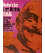 Lord Buckley ‎– Buckley's Best - $9.99