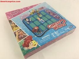 Hasbro Guess Who? Disney Princess Edition Game - B8617 - $19.99