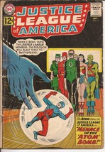DC Justice League Of America #14 The Atom Joins The Justice League Superman - $9.95