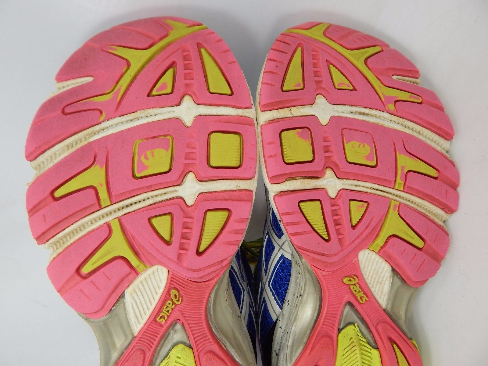 Asics Gel Exalt Women's Running Shoes Size US 7.5 M (B) EU 39 Blue T379Q