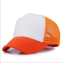Child Adjustable Hats Casual Kids Summer  Classic Trucker Kids Baseball ... - £6.15 GBP