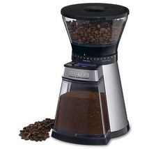 New Cuisinart CBM-18C Programmable Conical Burr Mill - Coffee Grinder - $124.33