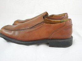 Mens' Dockers All comfort leather loafer size 10 casual leather dress shoes - $22.43