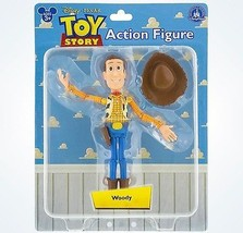 Disney Parks Pixar Toy Story Woody Action Figure New with Box - $17.27