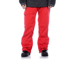 Aperture Definition Pants Ski Snowboard 10k Waterproof Mens Red XL image 1